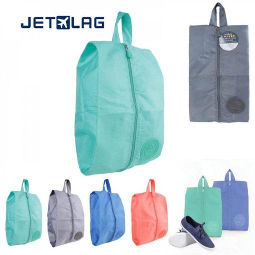 Cipővédő táska utazóknak JET-LAG