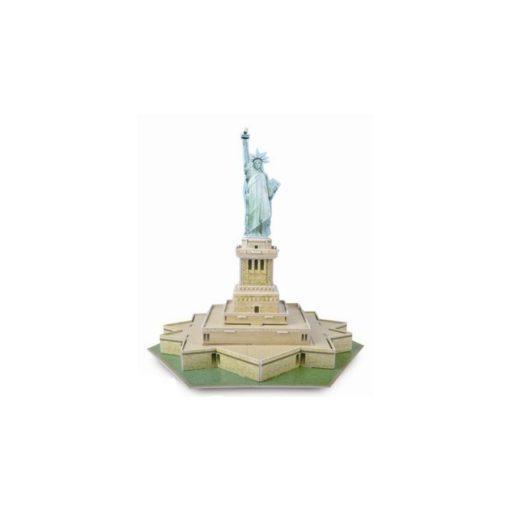 Magic Puzzle 3D-s New York-i Szabadság-szobor kirakó
