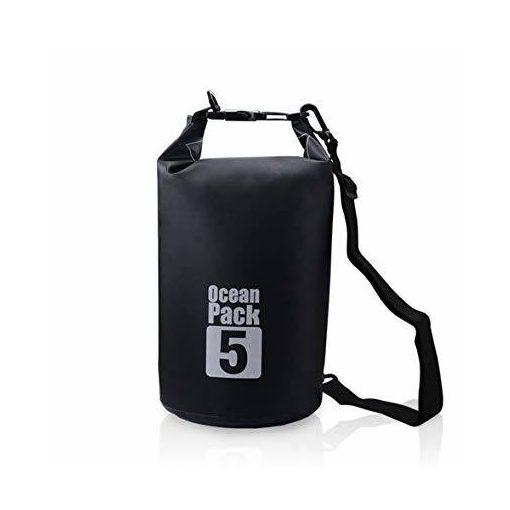 Ocean Pack Dry Bag vízhatlan zsák 5L - Szürke